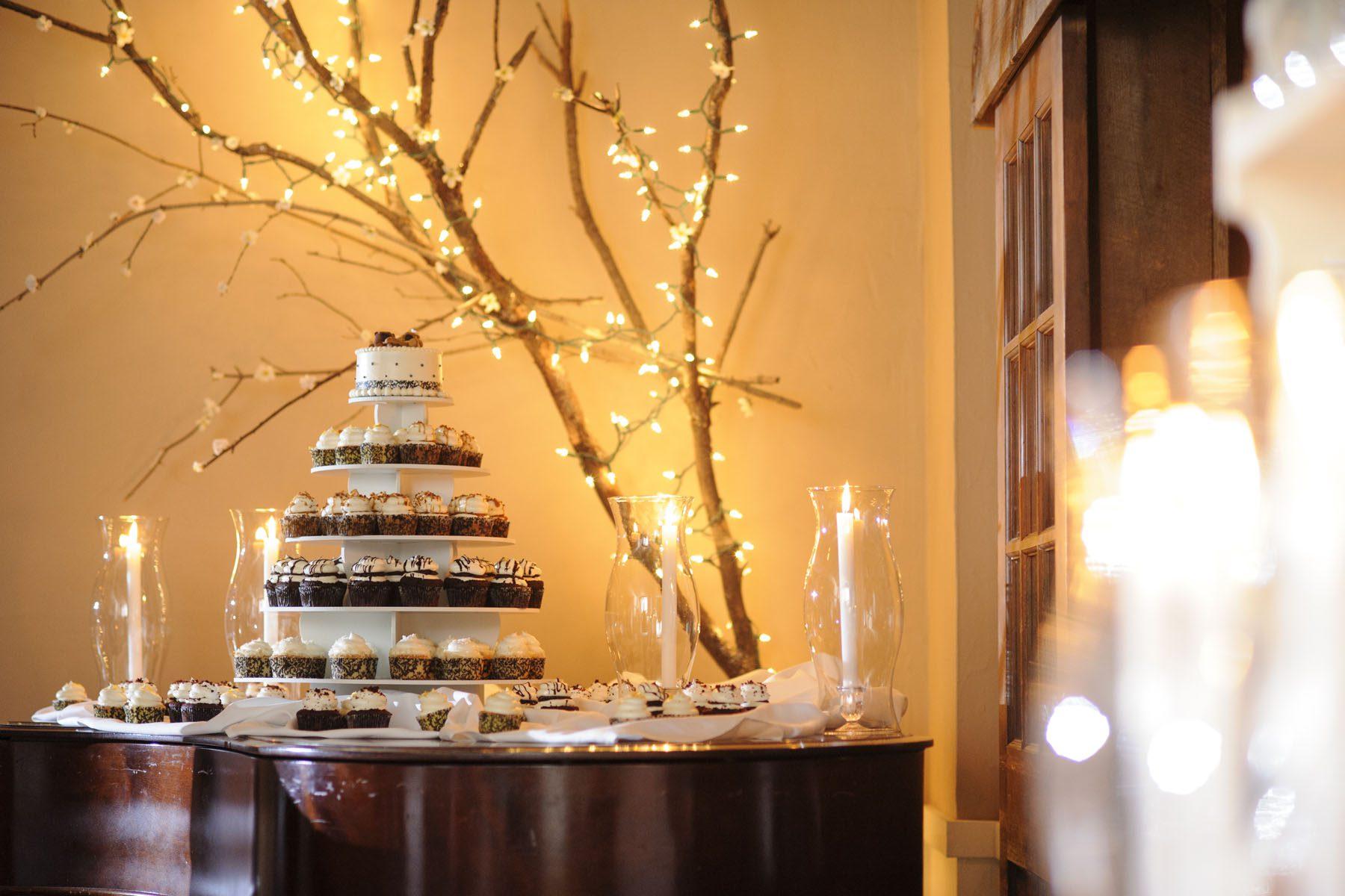 Wedding Dessert Table 1640 Hart House